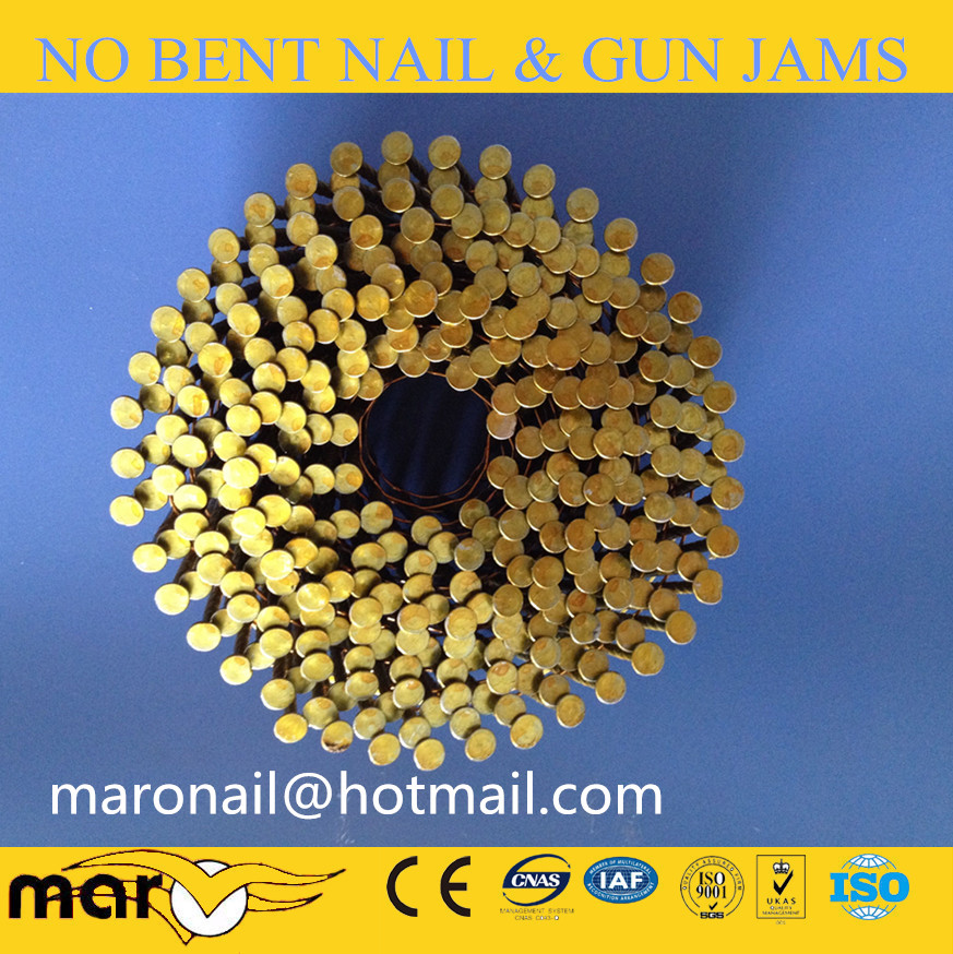 3/4 coil nails