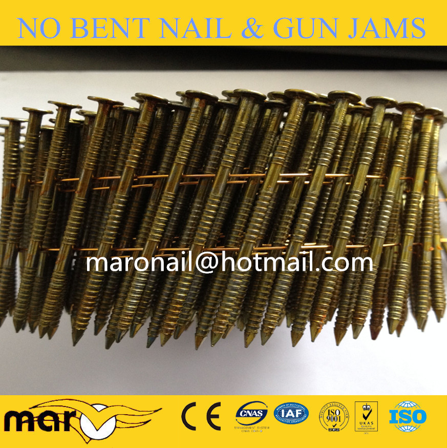 High quality coil nail for construction