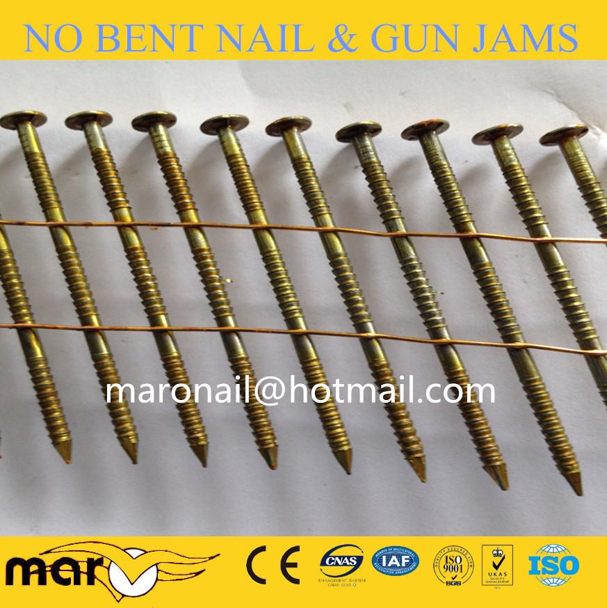 1 3/4″ X .090 bobine annulaire clou