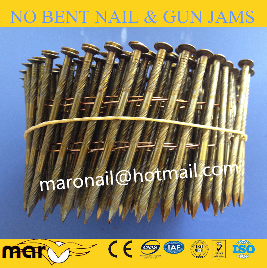 2 1/2 coil nails