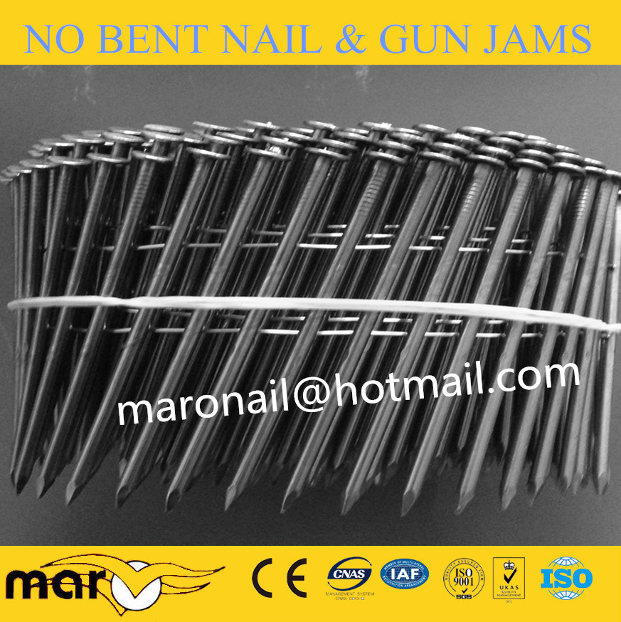 fencing coil nail