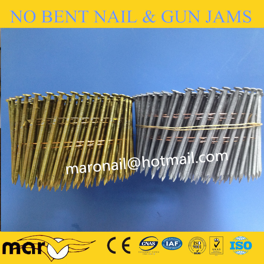 wire collated nail